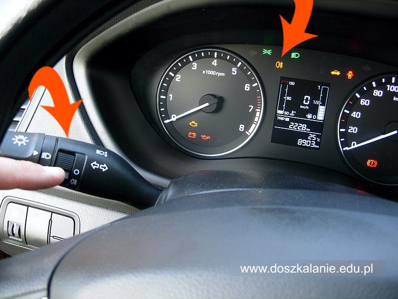 Hyundai I Swiatla Przeciwmgielne on 2000 Hyundai Accent